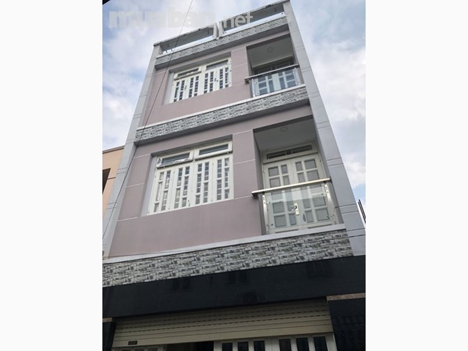 Bán nhà Phường 9, Gò Vấp, DT 4,7x10m, công nhận 45,1m2