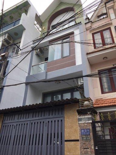 Bán nhà phố đẹp đường Phạm Văn Chiêu, phường 16, Gò Vấp