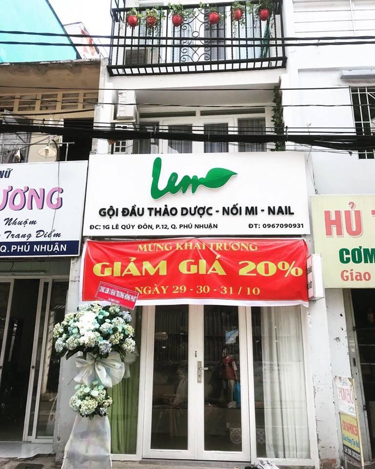 Bán nhà phố Vip mặt tiền Lê Quý Đôn, Phú Nhuận