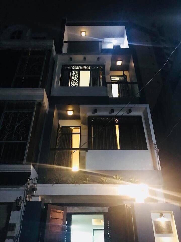 Căn nhà phố đẹp lung linh, Đường số 59 Phường 14 Gò Vấp