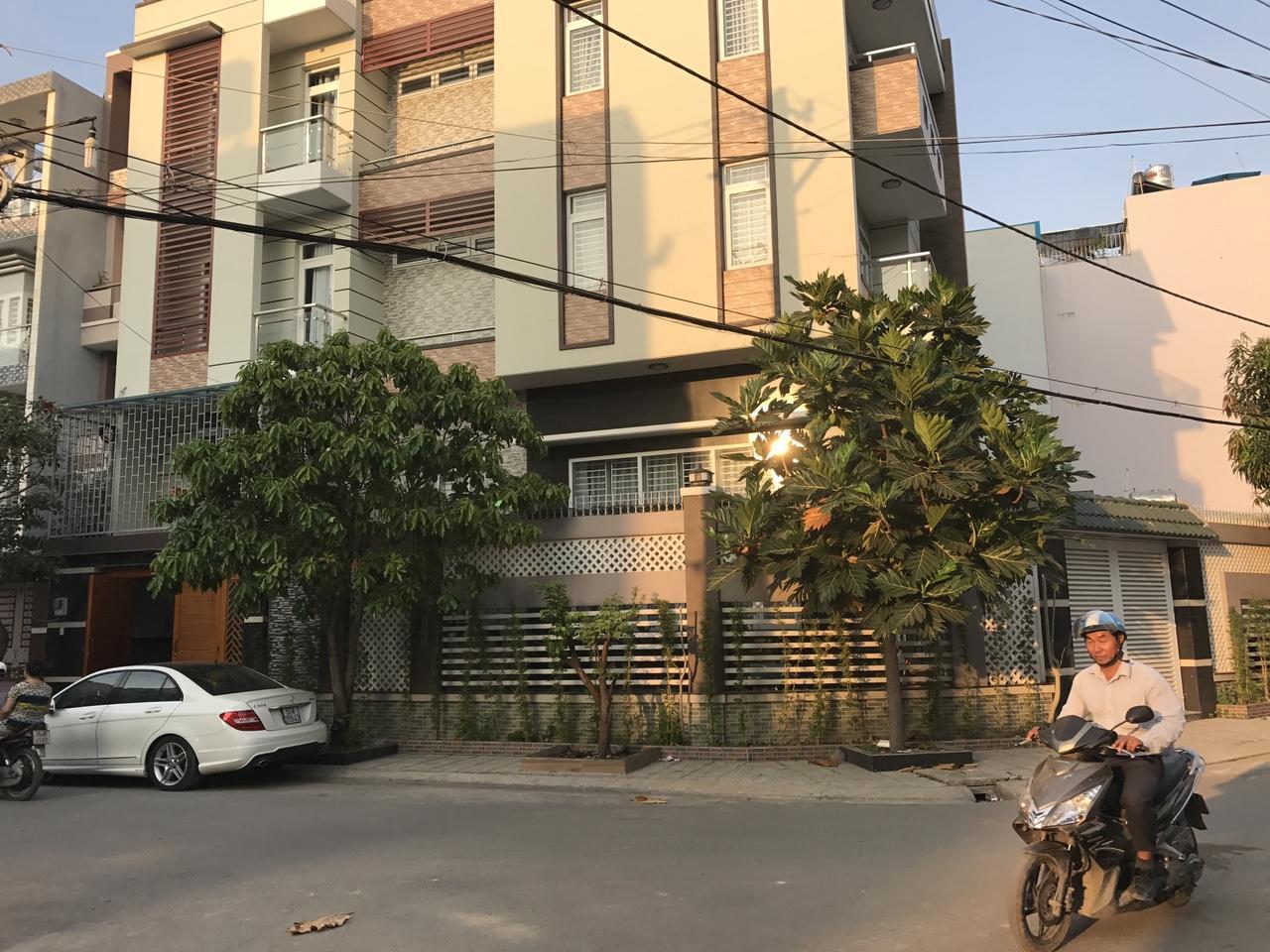Cho thuê biệt thự quận Gò Vấp