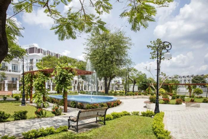 Cho Thuê Căn Nhà Phố Cityland Hills Cạnh Siêu Thị Emart Full Nội Thất
