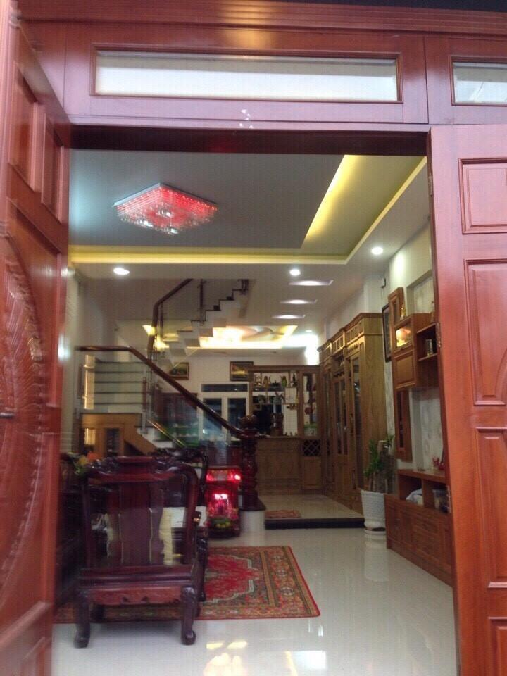 Nhà chính chủ phường 9, quận Gò Vấp