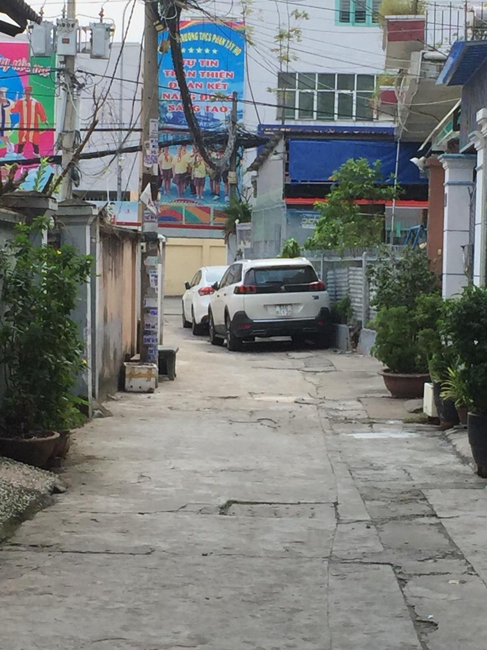 Nhà Phố Hẻm Đường Số 8, P.11, Quận Gò Vấp