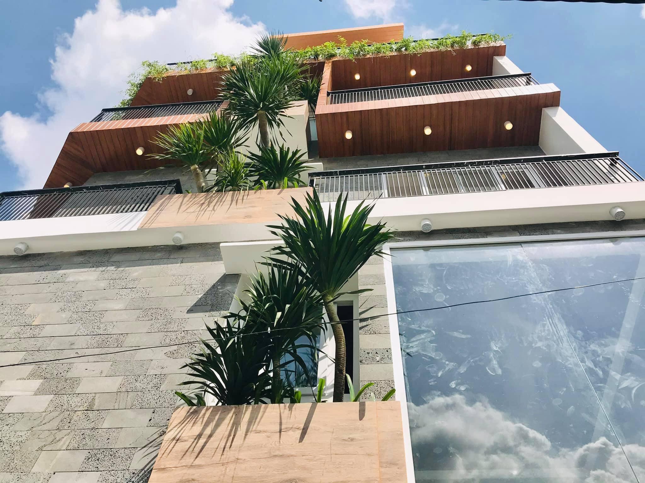Villa Phố Góc 2 Mặt Tiền Thống Nhất